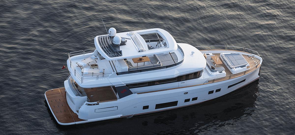 serena 64 yacht